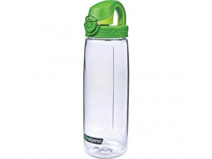 NALGENE - láhev na pití On The Fly 650 ml Clear/Sprout