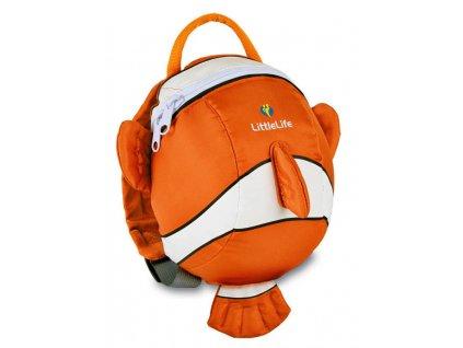 Littlelife dětský batoh Animal Toddler Daysacks Clownfish