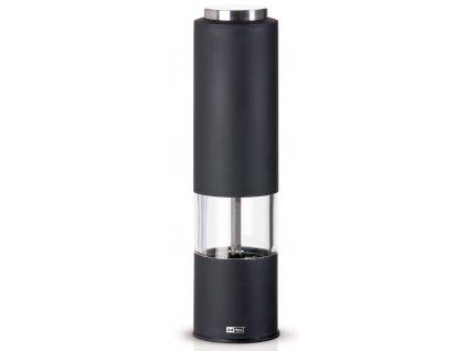 AdHoc - elektrický mlýnek TROPICA - LED světlo černý