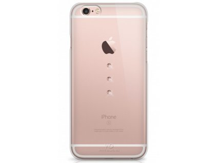 White Diamonds kryt Trinity Rose Gold pro iPhone 6/6S čirý