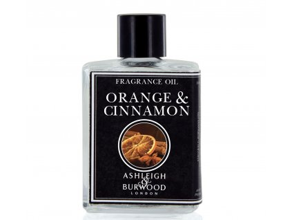 Ashleigh & Burwood - vonný olej ORANGE & CINNAMON