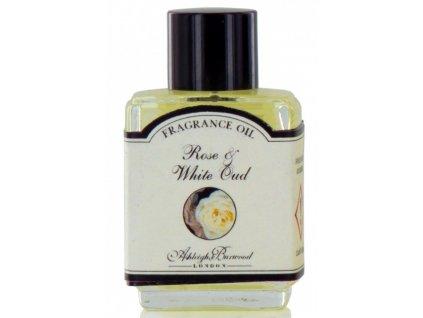Ashleigh & Burwood - vonný olej ROSE & WHITE OUD