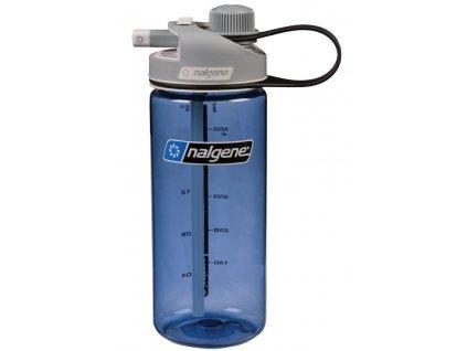 Láhev na vodu Nalgene Multidrink modrá
