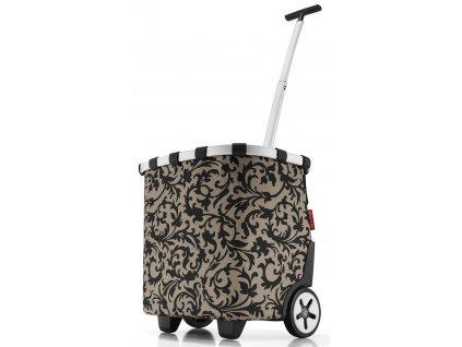 Reisenthel  - nákupní vozík na kolečkách CARRYCRUISER baroque taupe
