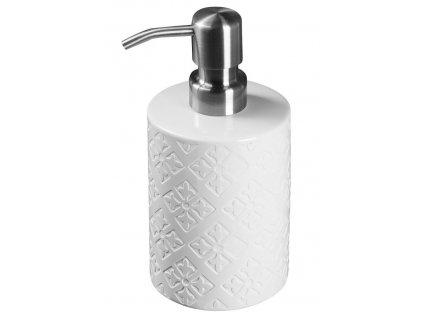 Möve - dávkovač na tekuté mýdlo CAPRI bílý