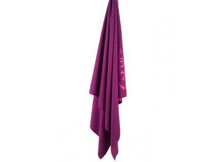 Lifeventure ručník SoftFibre Lite Trek Towel L purple