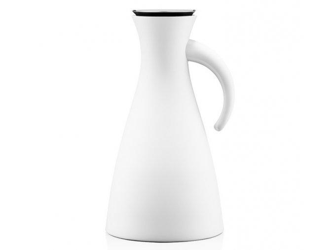 502802 vacuum jug 1l matt white