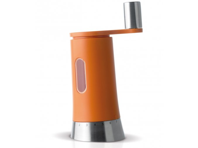 AdHoc - Mlýnek na pepř či sůl PEPISA oranžový