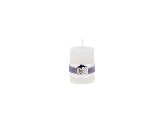 Lene Bjerre - svíčka Rustic  - bílá small