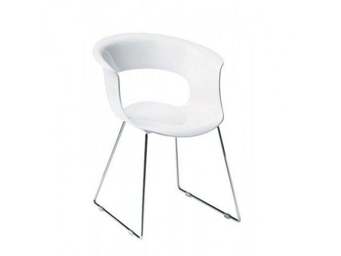 SCAB - plastová židle MISS B ANTISHOCK
