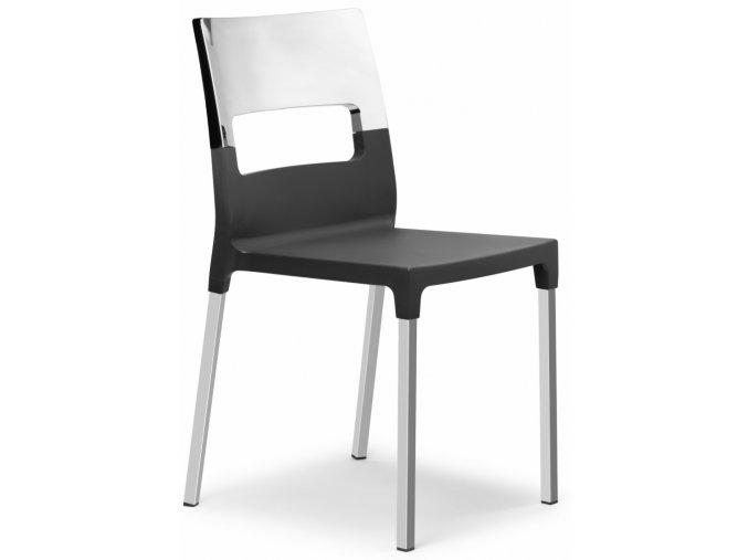 SCAB - plastová židle DIVA STAR