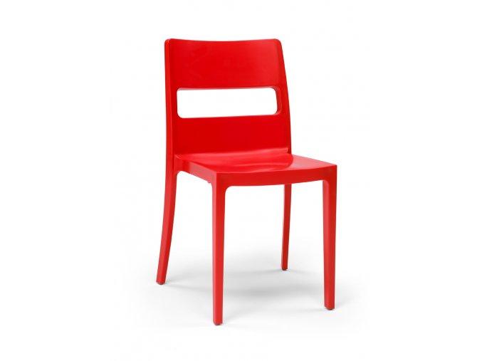 SCAB - plastová židle SAI