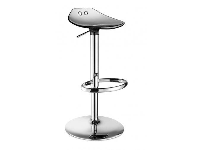 SCAB - barová otočná plastová židle FROG UP