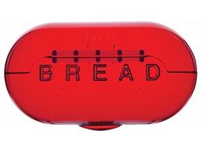 VICE VERSA chlebník BreadBox červený