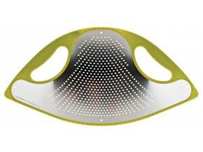 VICE VERSA flexibilní struhadlo Flexi zelené