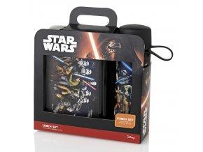 Star Wars Rebels svačinový set (láhev a box)