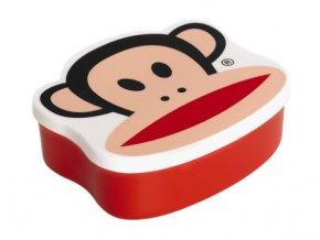 Paul Frank úložný box mini červený