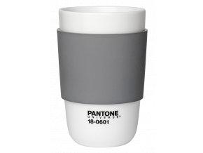 PANTONE hrnek Cup Classic Charcoal Gray
