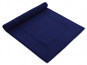 Möve koupelnová předložka ESSENTIAL modrá royal
