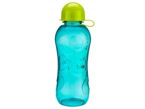 FRUITFRIENDS hydratační lahev na vodu azurová 500 ml