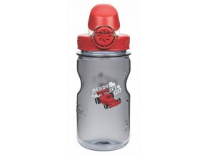 NALGENE - dětská láhev On The Fly 350 ml Gray Car