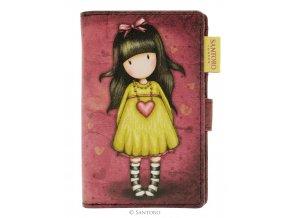 SANTORO - menší peněženka HEARTFELT