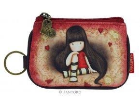 SANTORO - malá peněženka THE COLLECTOR