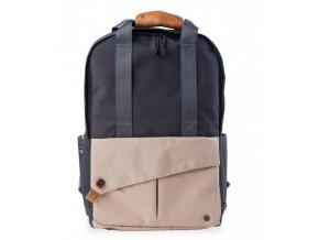 PKG batoh DRI Tote Backpack - černý/béžový