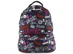 Diesel trendový batoh Rock Music