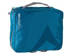 Lifeventure - taška na hygienické potřeby Wash Bag Petrol Large