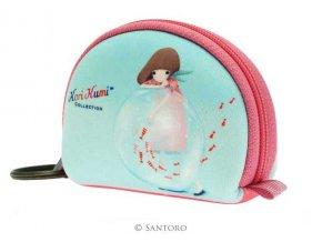 SANTORO - pouzdro/peněženka KORI KUMI - LITTLE FISHES
