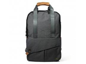 PKG batoh DRI Tote Backpack - tmavošedý
