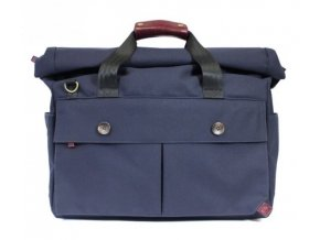 PKG taška PKG DRI Wingman Plus Briefcase - Navy Burgundy