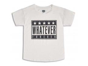 Harry Wilde dámské tričko bílé