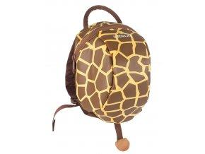 L10820 animal backpack giraffe 1