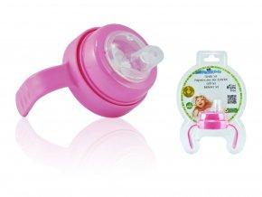 Pacific Baby Handle set - 9m+ růžový