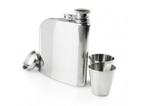 GSI nerezová butylka Trad Flask set 177 ml