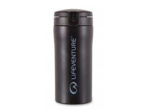 76120 flip top thermal mug black 1