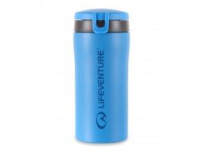 76121 flip top thermal mug blue 1