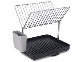 JOSEPH JOSEPH - odkapávač na nádobí Y-RACK šedý