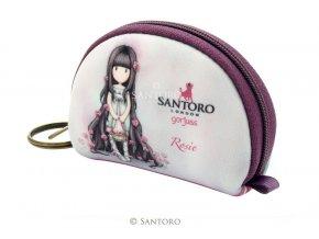 SANTORO - pouzdro/peněženka ROSIE