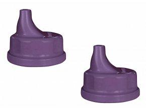 Lifefactory pítko dětské 2ks Grape