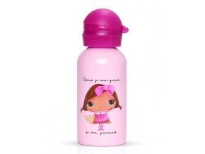 Label Tour lahev na vodu Gurmánka