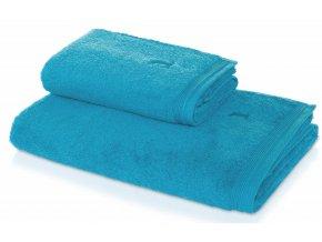 Möve - ručník Superwuschel tyrkysový