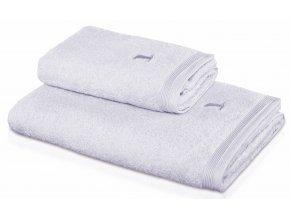 Möve - ručník Superwuschel stříbrný