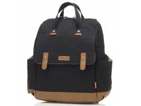 Babymel - multifunkční taška a batoh Robyn Backpack Black