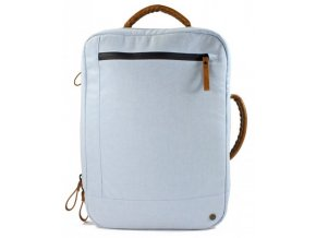 "PKG Laptop Backpack 15"" - Chambray"