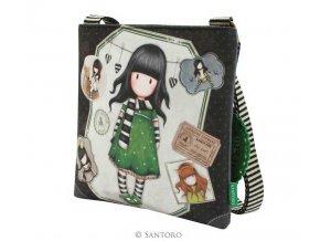 Santoro - kabelka Small Shoulder Bag THE SCARF