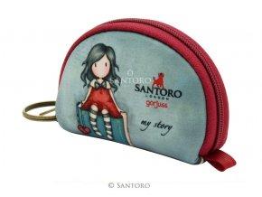 SANTORO - pouzdro/peněženka MY STORY