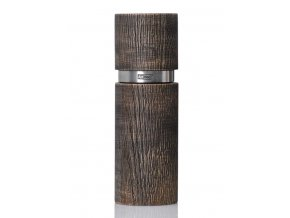 AdHoc - mlýnek na pepř či sůl TEXTURA ANTIQUE tmavý 15 cm